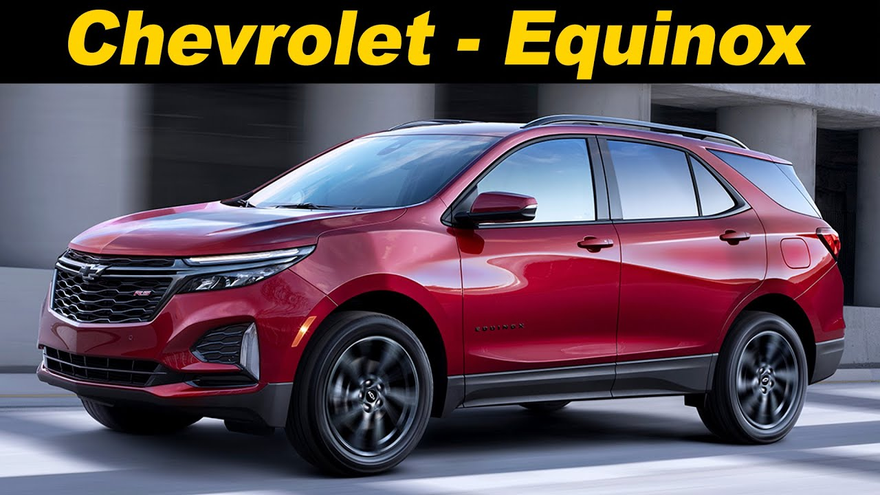 2021 All Chevy Equinox Price and Review