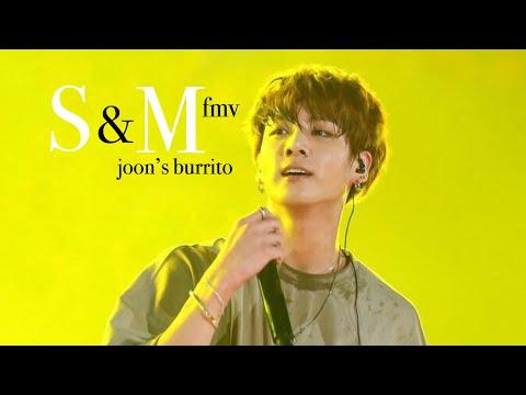 S&M - Jungkook fmv (by Rihanna)