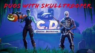 Gimme your head shoulders knees and toes!! Duos with Skulltrooper (Creative Destruction)