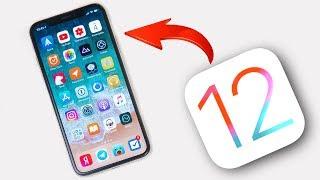 Как ЛЕГКО установить iOS 12 Beta за 5 минут?! ⚡️
