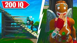 200 IQ TRAP *MIGHT GET PATCHED* Fortnite Battle Royale