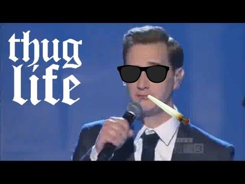 Joe Irvine's Thug Life Response To X Factor Bullies