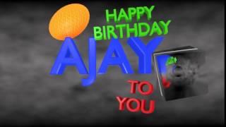 Ajay happy birthday