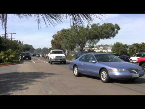 30 Minutes of Cars Driving By in 2009