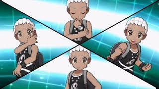 Pokemon Ultra Sun & Ultra Moon - All Battle Styles (Poses & Ball Throw Animations)