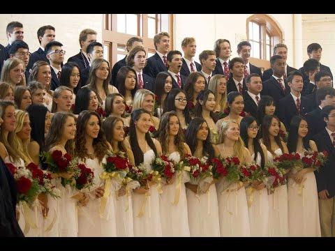 2015 Shattuck-St. Mary's Commencement