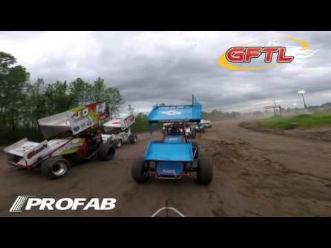 Emily VanInwewgen @ Utica Rome Speedway 5/28/17 - ESS Sprints - DP Imaging