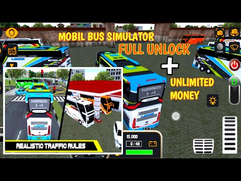 Cara Instal Dan Pemasangan Mobile Bus Simulator Full Unlock