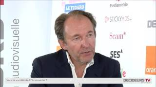 Colloque NPA-Le Figaro : Jean - François Boyer, TETRA MEDIA STUDIO