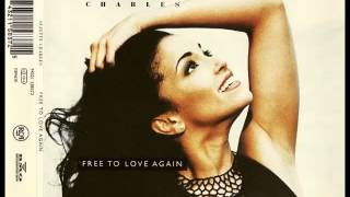Suzette Charles - Free To Love Again (Swing Mix).  1993, RCA, Sony-BMG (UK)