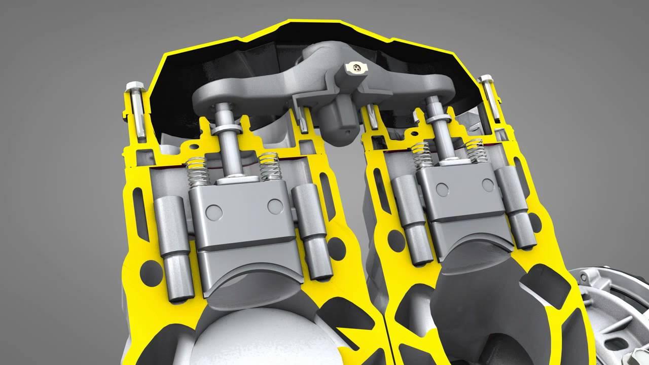 Rotary  Rotary Engine    Diagram