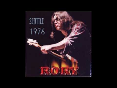Rory Gallagher - Seattle 1976