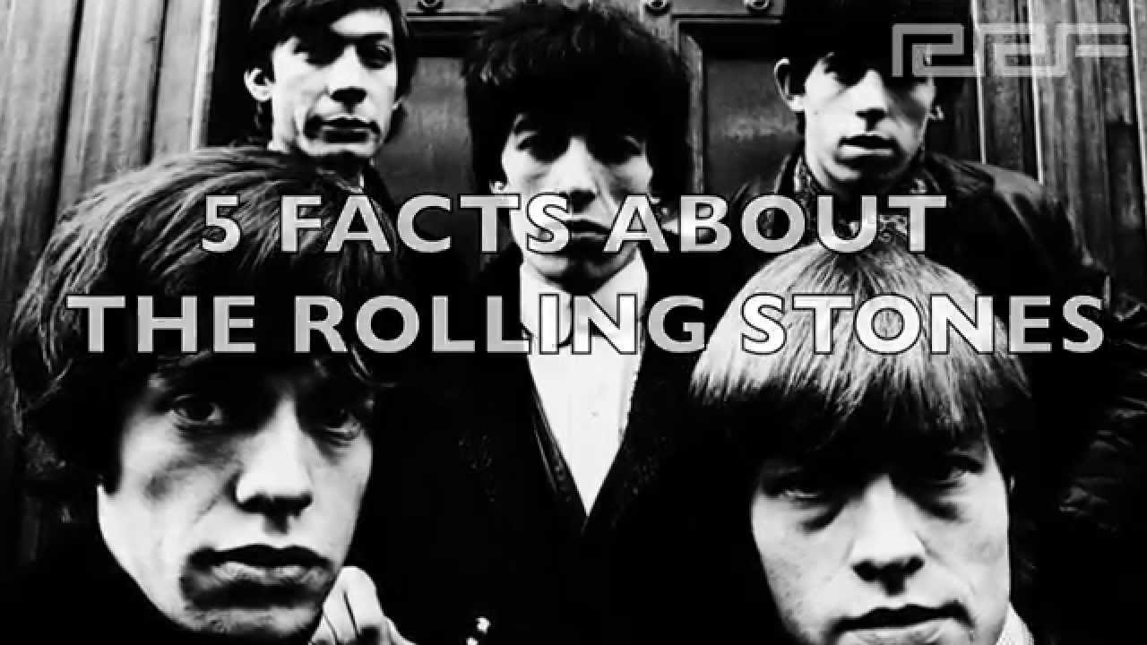 5 MUSIC FACTS THE ROLLING STONES