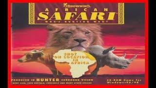 Browning African Safari - Who