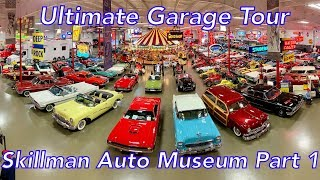 Ultimate Muscle Car Collection, Mustangs, Hemi Cuda, '57 Chevy — Ray Skillman Auto Museum Part 1