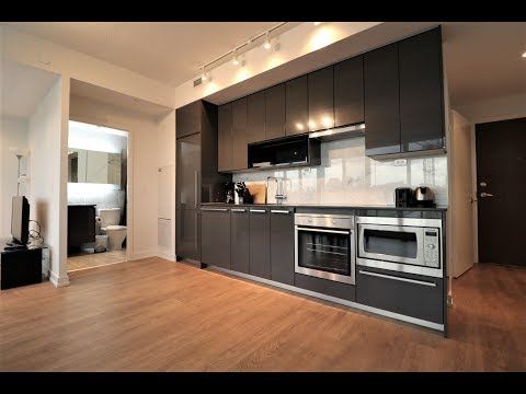 115 McMahon Dr, NORTH YORK - Large 1 Bedroom + Office - Furnished Suite