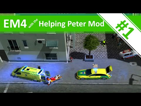 Welcome to the Helping Peter Mod! - Ep.1 - Emergency 4 with the Helping Peter Mod