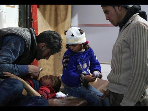 أكثر من 300 قتيل وعشرات المفقودين تحت الأنقاض في غوطة دمشق  - نشر قبل 46 دقيقة