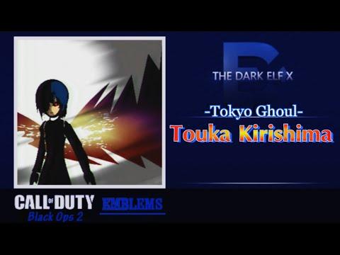 Black Ops 2 Emblem - Touka Kirishima ( Tokyo Ghoul )