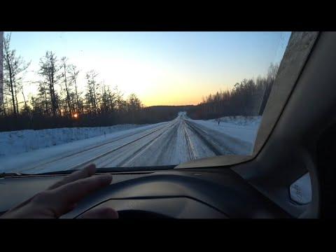 Перегон 2019, Сибирь зимой ошибок не прощает. ЭПИЗОД 3