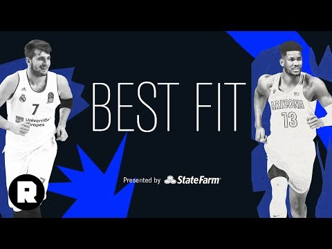 NBA Draft Lottery Best Fits | The Ringer