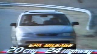 1995 Honda Odyssey motorweek road test