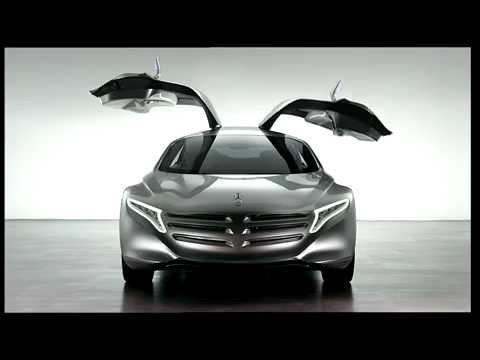 All New Mercedes-Benz F125 Concept Trailer