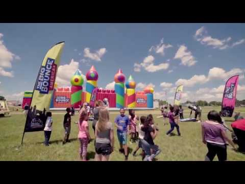 World's biggest bounce house coming to Milwaukee