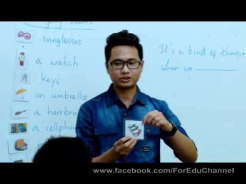 Learning & Training English part 9