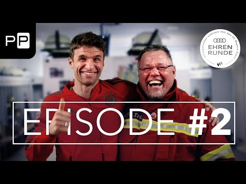 Imagefilm - Episode 2 Audi   FC Bayern München Ehrenrunde - Thomas Luft