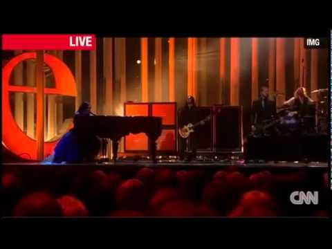 Evanescence Live Nobel Peace Prize 2011 [Full Version]
