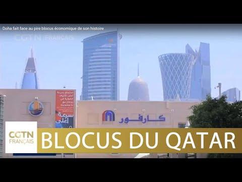Doha fait face au pire blocus économique de son histoire