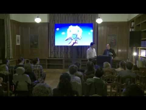 Charles Lindsay talk at Rhodes House