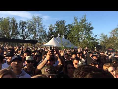 Wiz Khalifa live at Pozo CA 4-23-16
