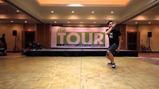 "Brian Puspos // Chris Brown - ""Poppin"" // mL TOUR HOUSTON"