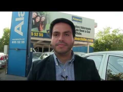 Alamo Chile - Rent a Car en Vagamundos de UCV Televisión