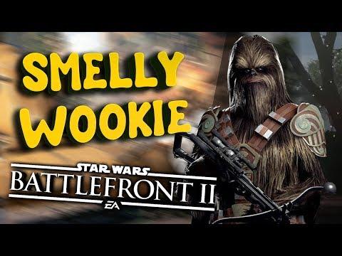 Star Wars Battlefront 2: SMELLY WOOKIE #AD