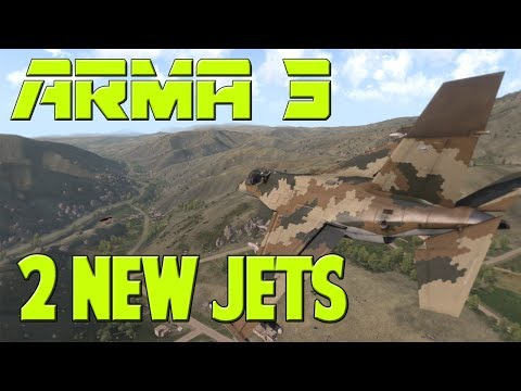 Arma 3 - Huge Dev Update! - Jets, New Truck, New Locations