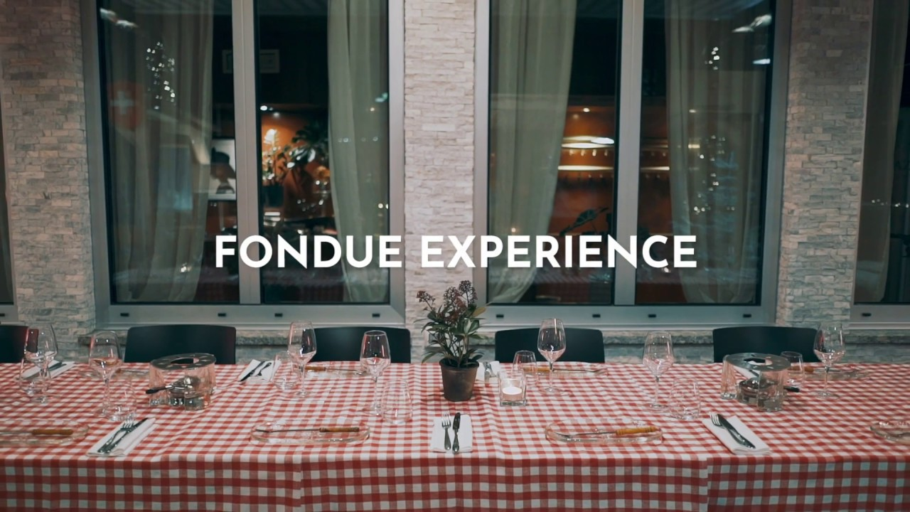 Fondue Experience Terrazza Palestro Youtube