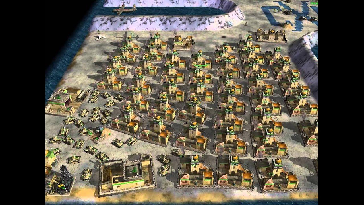 Minken's skirmish maps (mainframe).