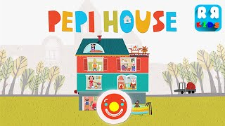 Pepi House (By Pepi Play) - iOS / Android - Gameplay Video