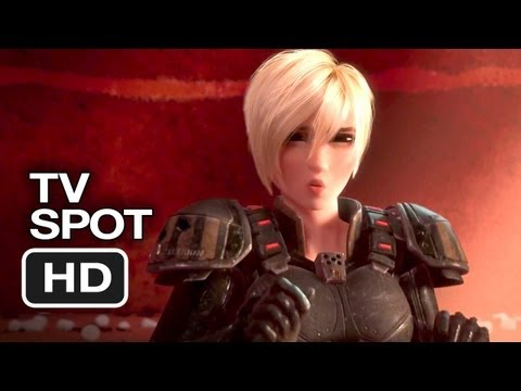 Wreck-It Ralph TV SPOT - Jane Lynch (2012) - Disney Animated Movie HD