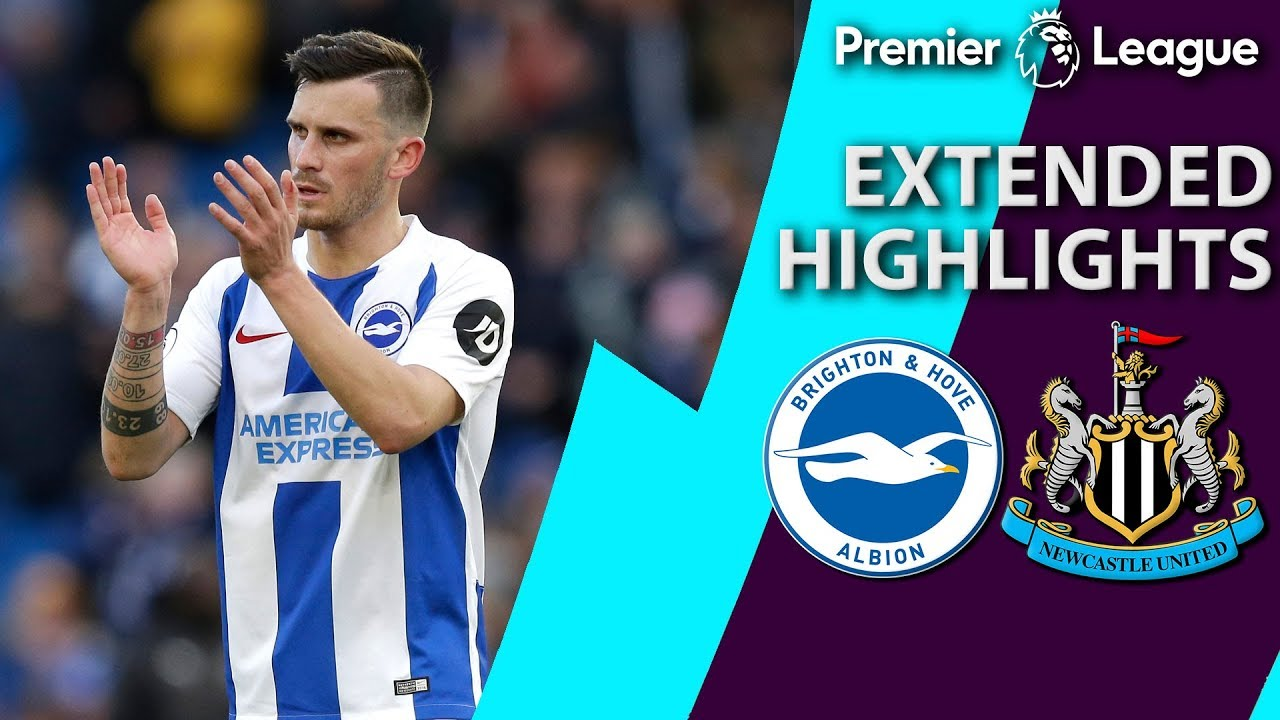 Brighton v. Newcastle | PREMIER LEAGUE EXTENDED HIGHLIGHTS | 4/27/19 | NBC Sports