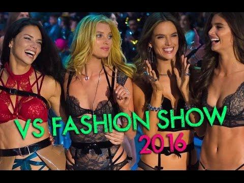 Victoria's Secret Fashion Show 2016 em Paris! TAG : VEDA #HotelMazzafera