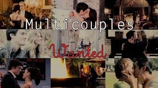 Multicouples || I wanna make you feel wanted