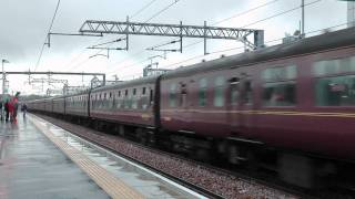 37676 37685 First Passenger Train Over Airdrie To Bathgate New Line