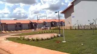 Residencial FLORES DA SERRA. Valparaiso de Goiás. PARTE 01.