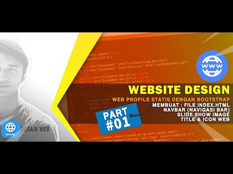 web-design-:-part-01-|-web-bootstrap-statis-index.html-(navbar,-slideshow,-image,-icon-&-title)