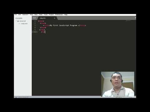 Hello World Program in JavaScript thumbnail