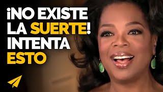 Las 10 Reglas Para el Éxito de Oprah Winfrey